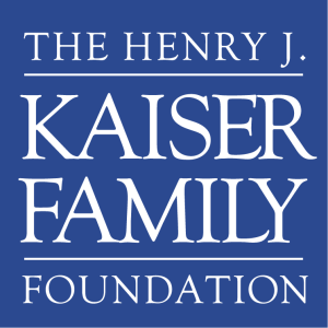 Logo of Kaiser Family Foundation