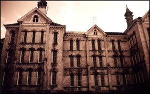 Traverse City, Michigan Mental Asylum